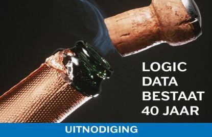 Logic Data bestaat 40 jaar